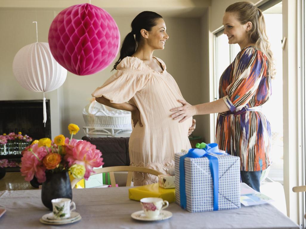 Ideias para chá de bebê: chá da mamãe