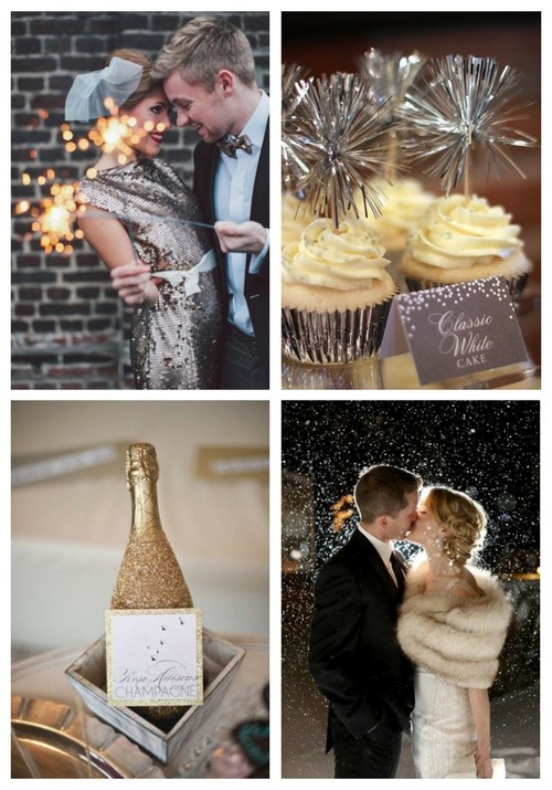 Dicas de festa: Casamento no Réveillon