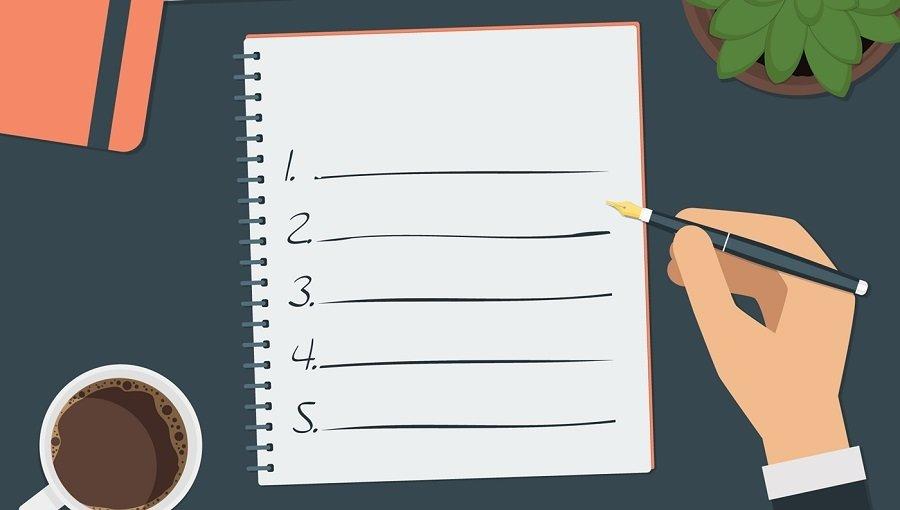 6 opções de como ajudar na organização pessoal 2020