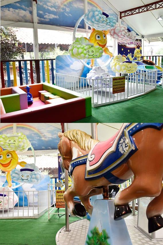 Principais brinquedos infantis para eventos