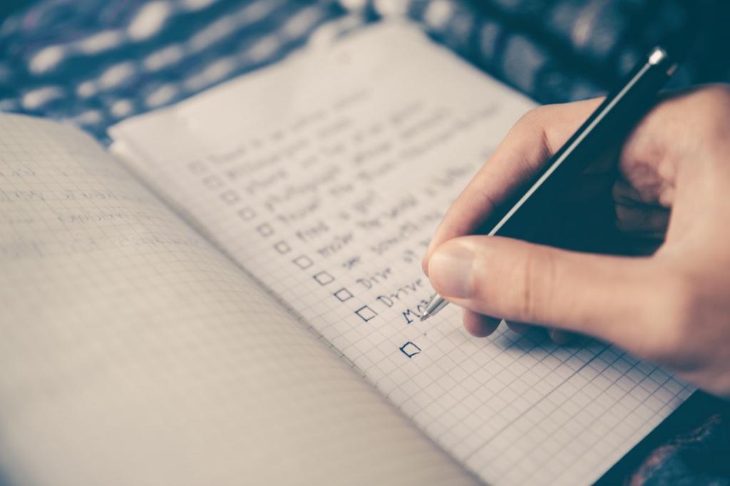 17 dicas sobre como criar checklist para eventos on-line
