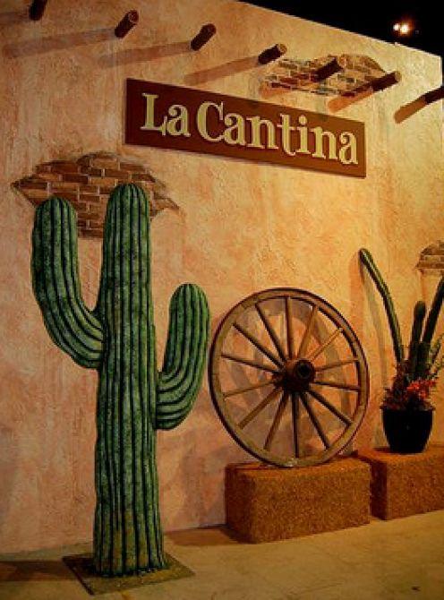 decoração mexicana