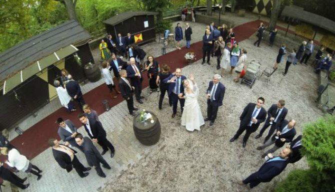 drone-em-casamentos