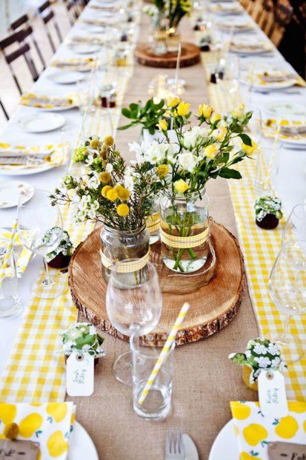 mesa-xadrez-amarelo-festa