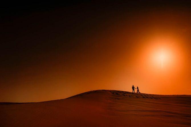 Ideias Book de Casamento Viagens dunas e desertos