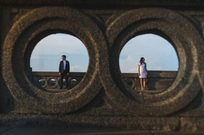 Ideias Book de Casamento Explorando cenários inusitados
