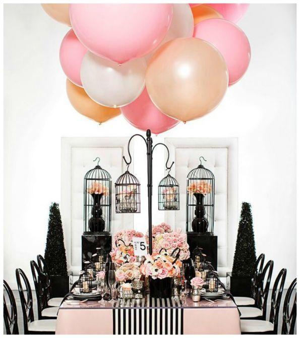 decoracao-baloes-mesa-de-janta