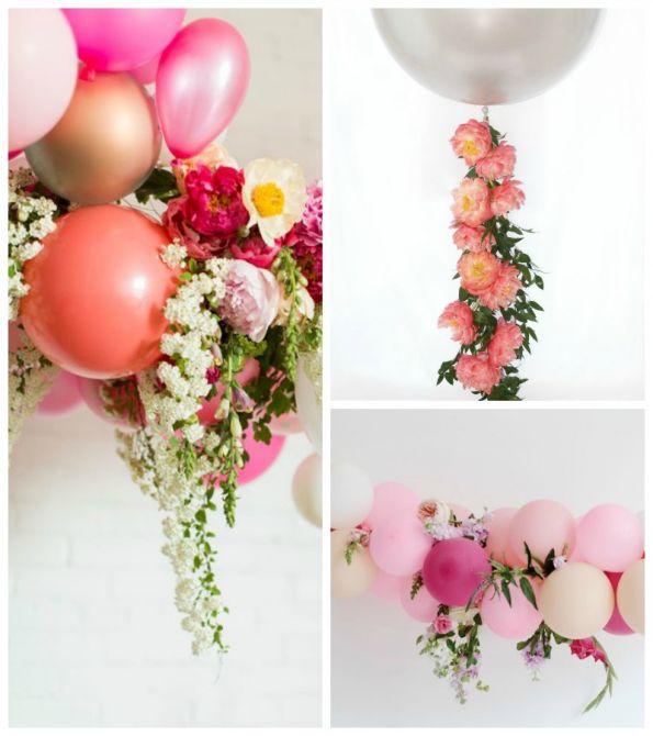 decoracao-baloes-flores