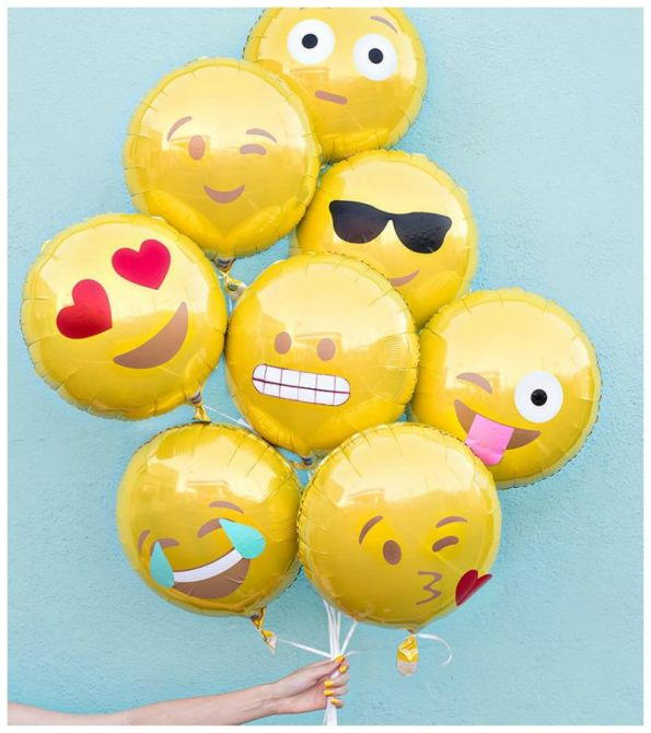 decoracao-baloes-emoji