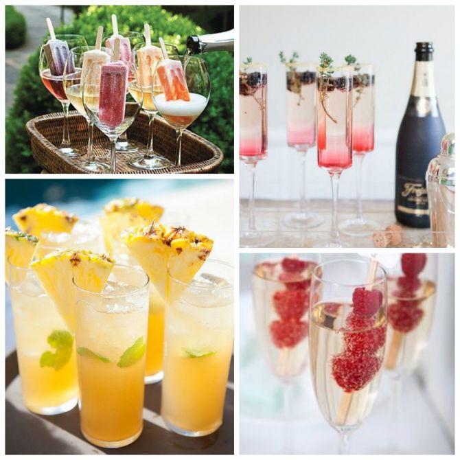 Escolha as Bebidas: Drinks Diferentes para o Verão