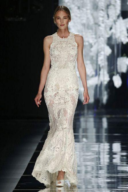 Vestido de Noiva Boho-Chic