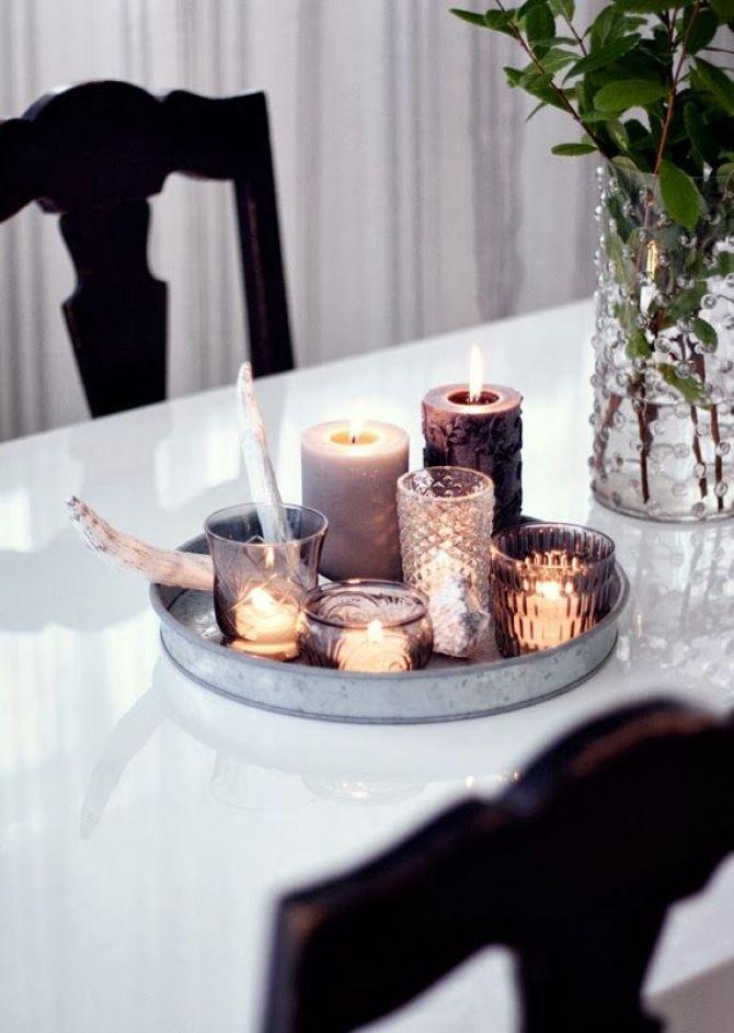 decorar-velas-em-bandejas