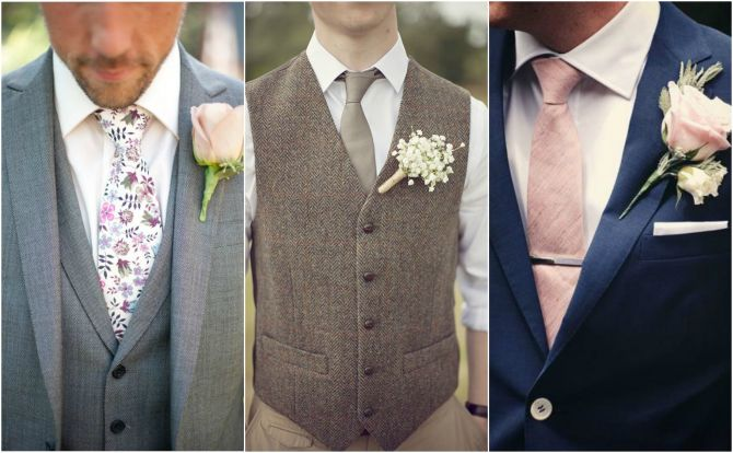 Acessórios para casamento: Gravata