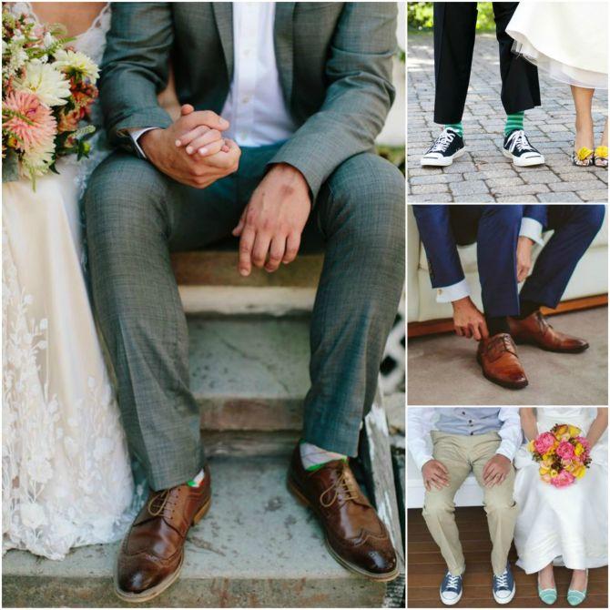 Acessórios para casamento: Sapatos