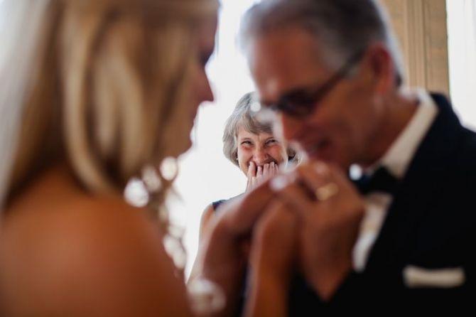 Melhores fotos de casamento com sua mãe