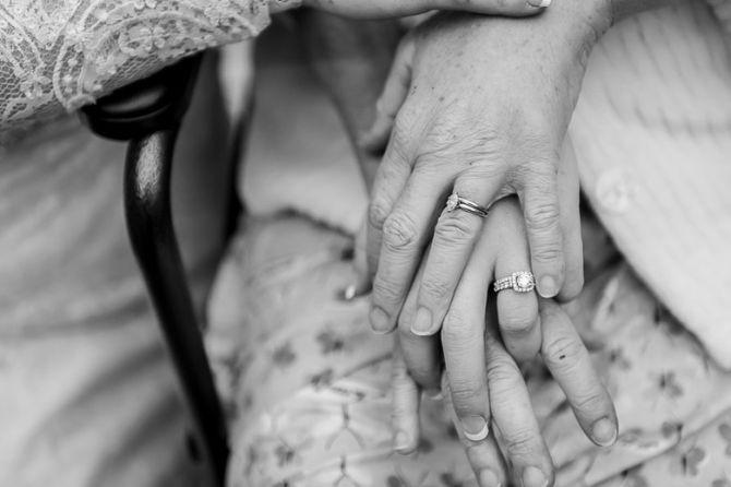 Gerações: Melhores fotos de casamento com a sua mãe