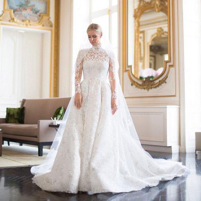 Noivas famosas: Nicky Hilton