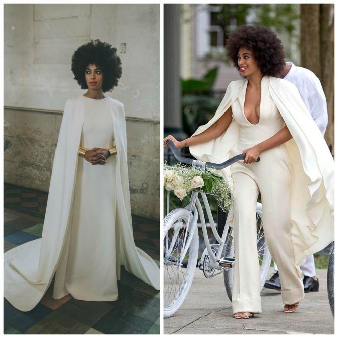 Solange Knowles Noiva Famosa
