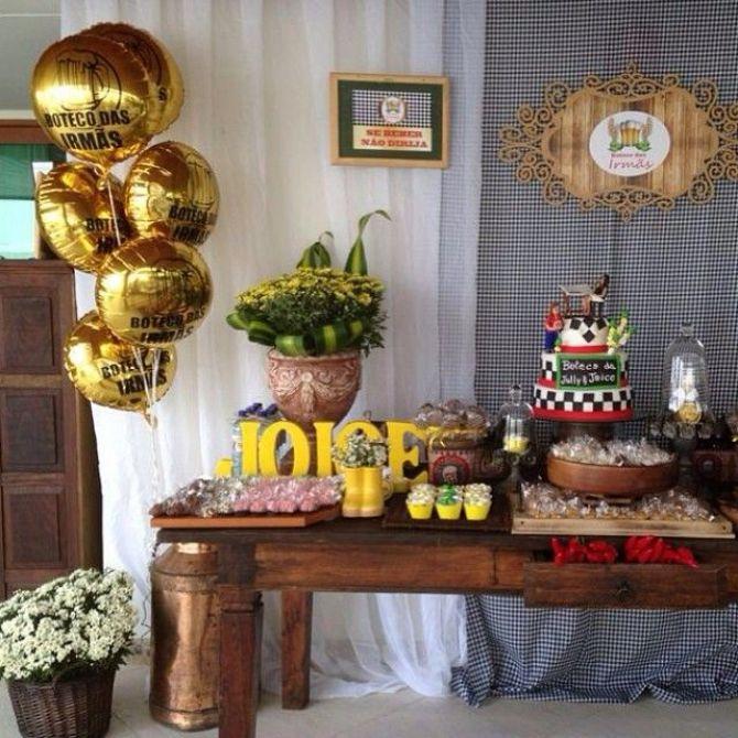 21 Dicas para Apostar na Decoração da Festa com Balões Metalizados