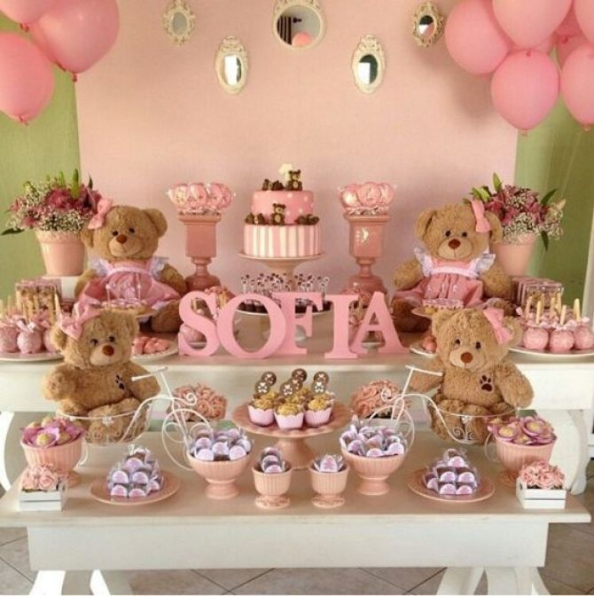 Festa infantil de Urso