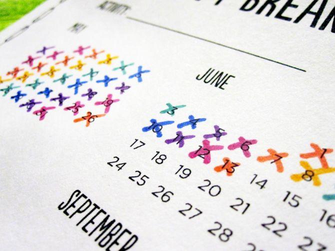 confira o calendário para organizar a festa de aniversário do seu filho