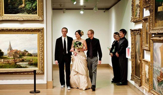 A riqueza estética de museus quase dispensa decoração