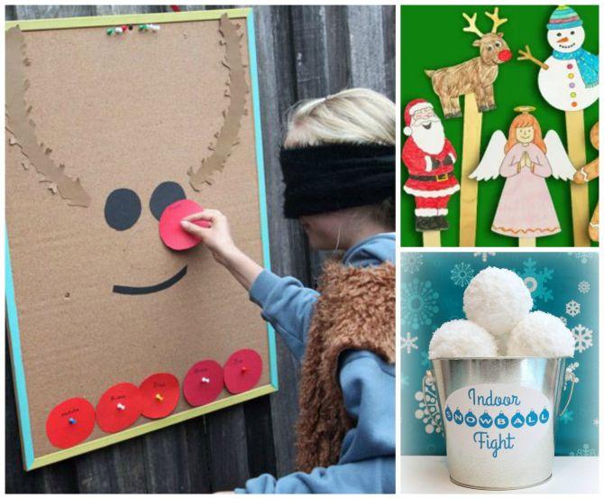 Brincadeiras de Natal para Crianças