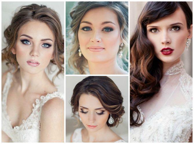 Maquiagem leve e delicada para as noivas