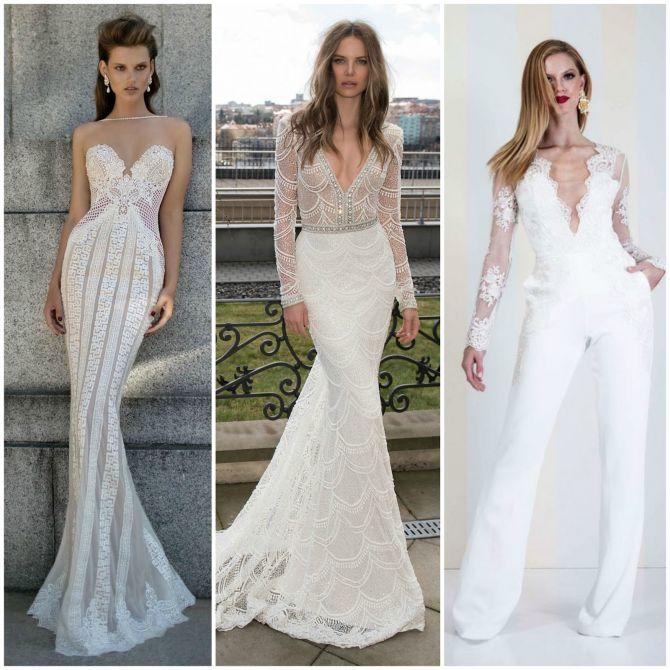 Modelos de vestido de noiva diferentes e modernos