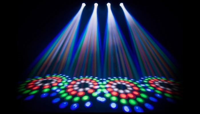 Resultado de imagem para iluminaçao para festa