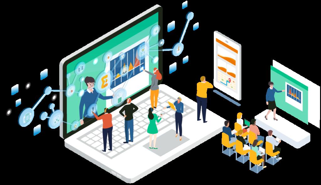 2 tendências para eventos 2021: híbridos e on-line