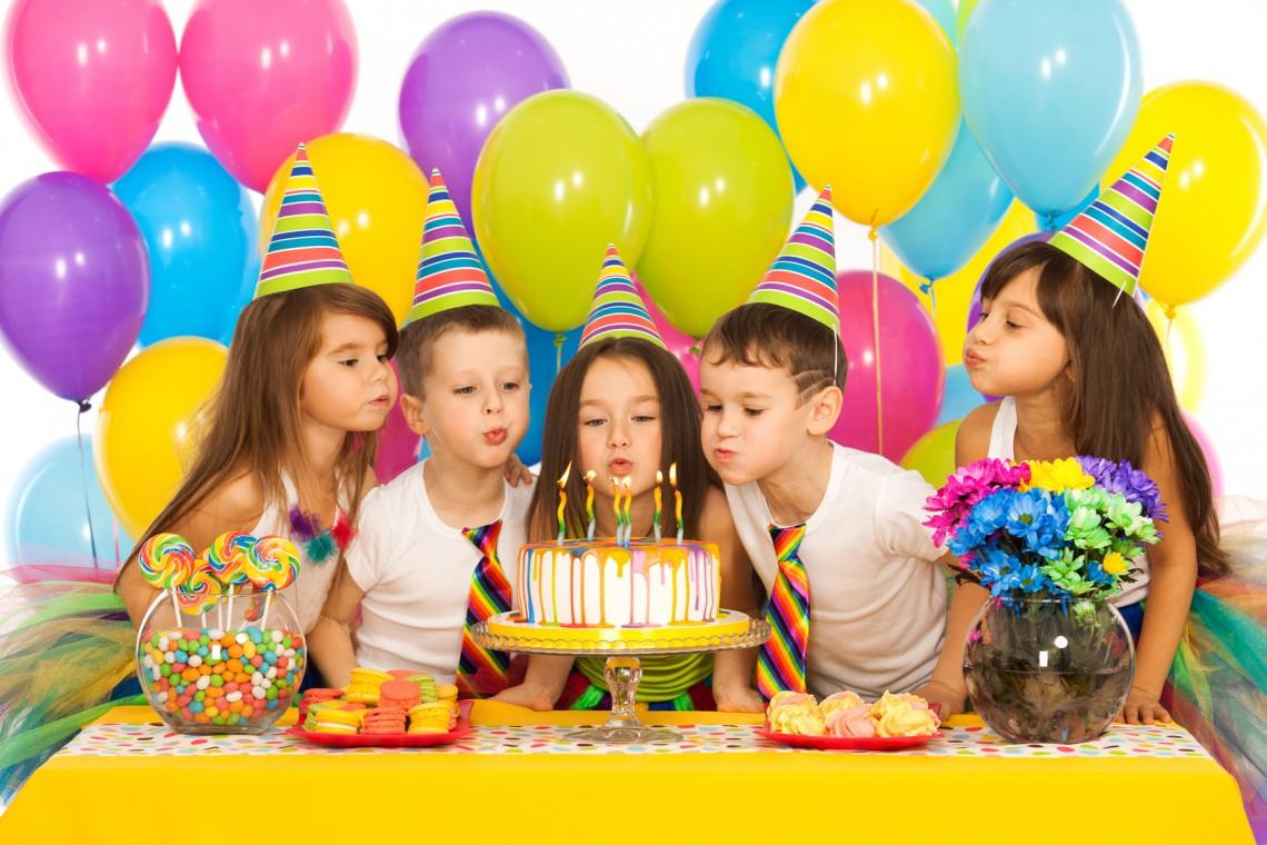 Erros em festas infantis