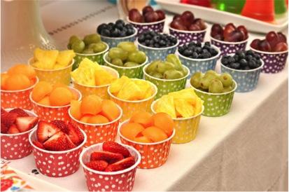 Resultado de imagem para buffet para festas infantis
