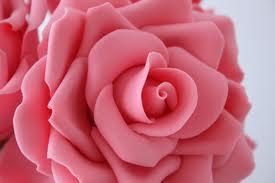 Flor de gum paste