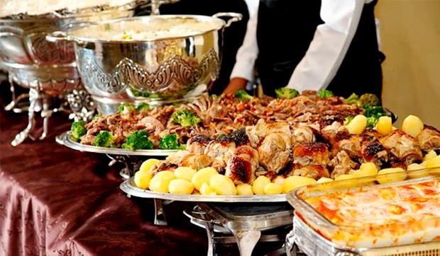 Resultado de imagem para buffet para festas