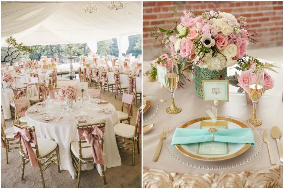 15 dicas para decoração de casamento 2019
