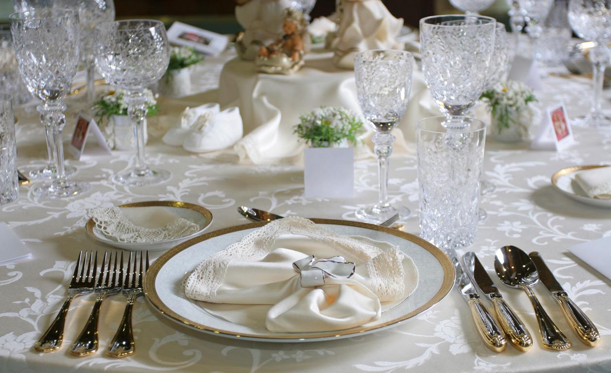 6 dicas de como montar mesa elegante para evento formal