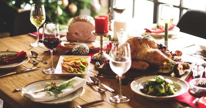 Como calcular quantidade de alimentos e bebidas para a ceia de Natal 2019