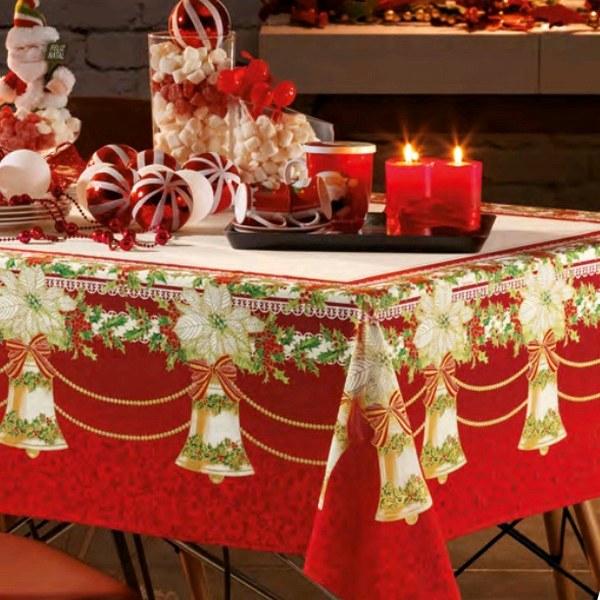 8 dicas para decorar a mesa de Natal 2019