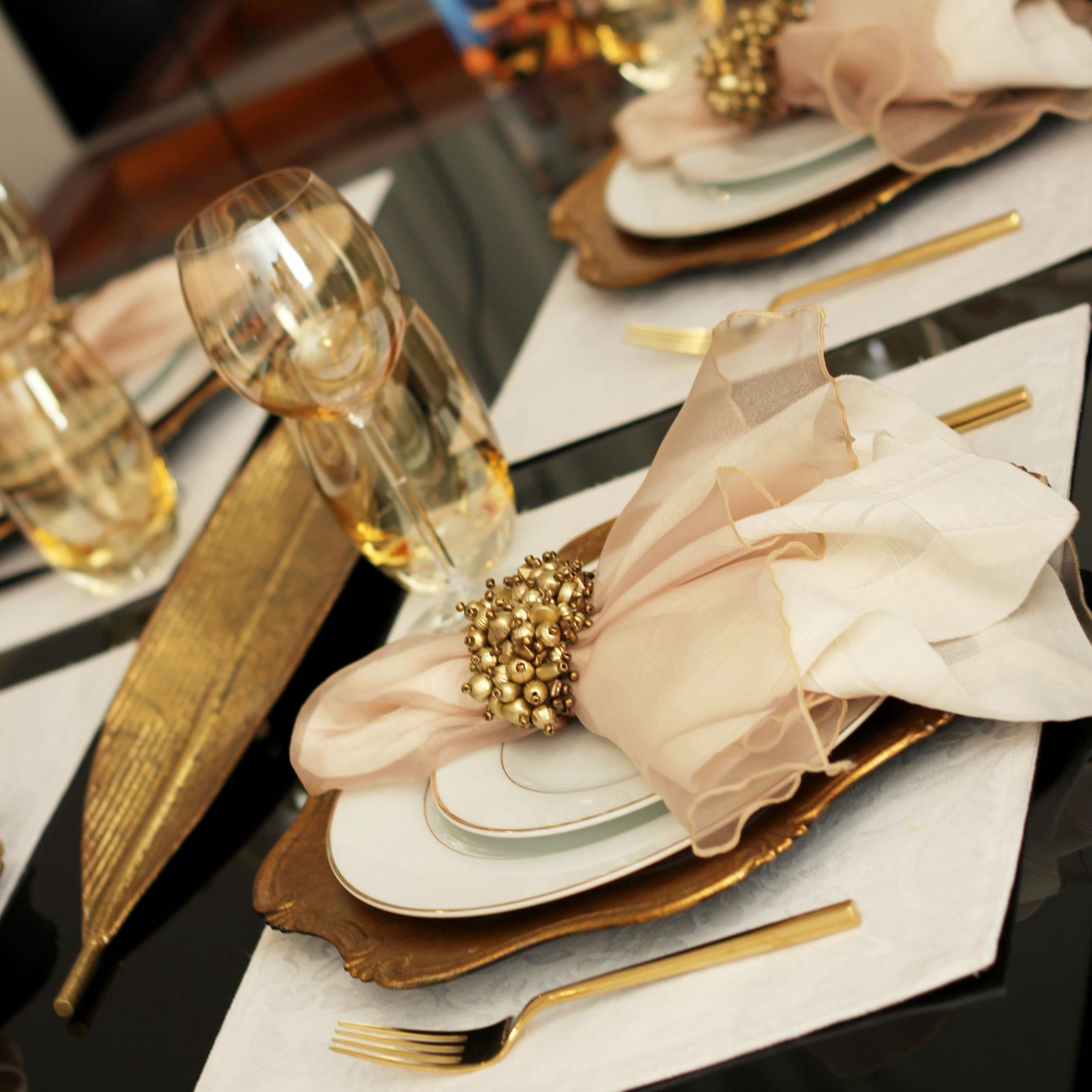 Como distribuir convidados na mesa em um evento