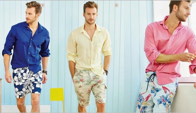 Como se vestir para Ano Novo - moda para homens