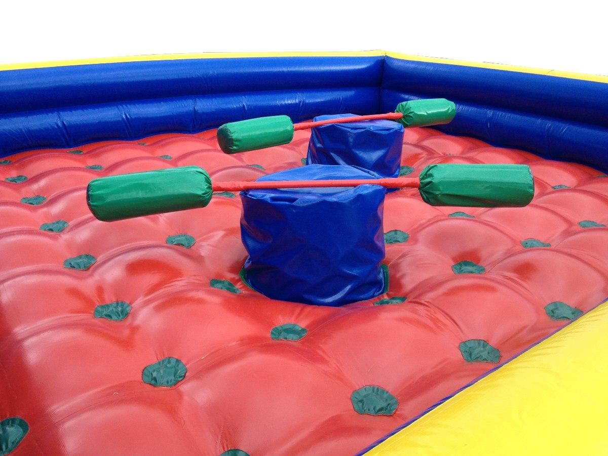 8 brinquedos infláveis que não podem faltar em festa infantil