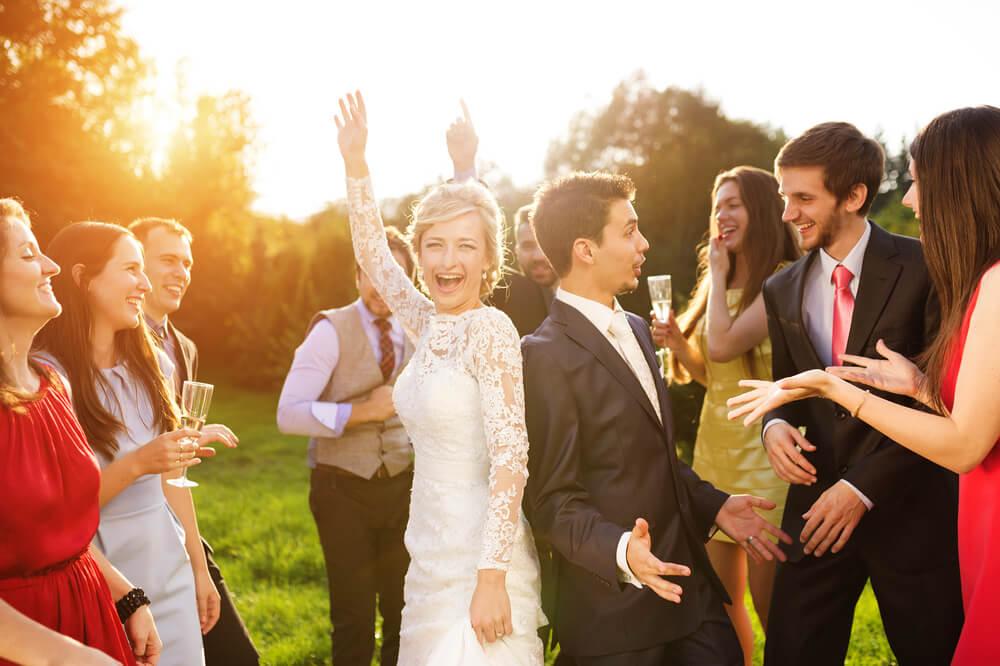 Quais os 8 erros a evitar em festa de casamento