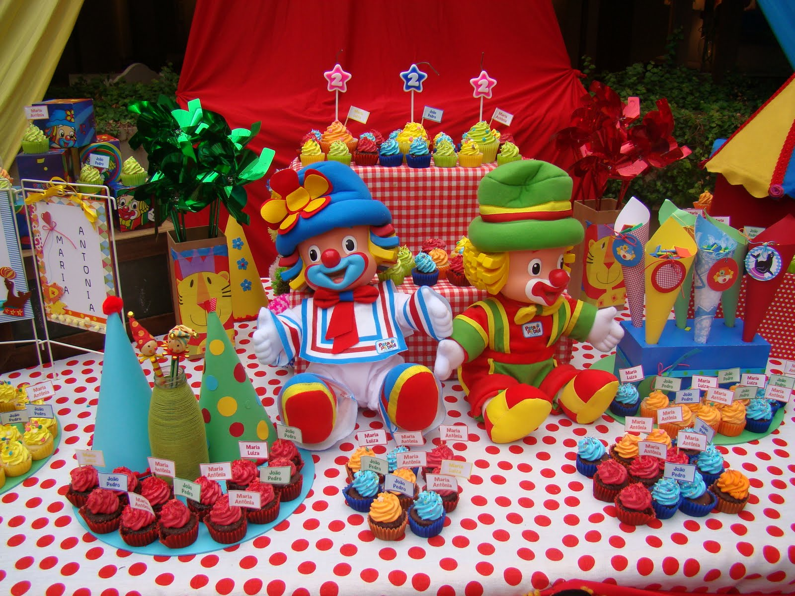 7 Dicas para sucesso de personagem vivo em festas infantis