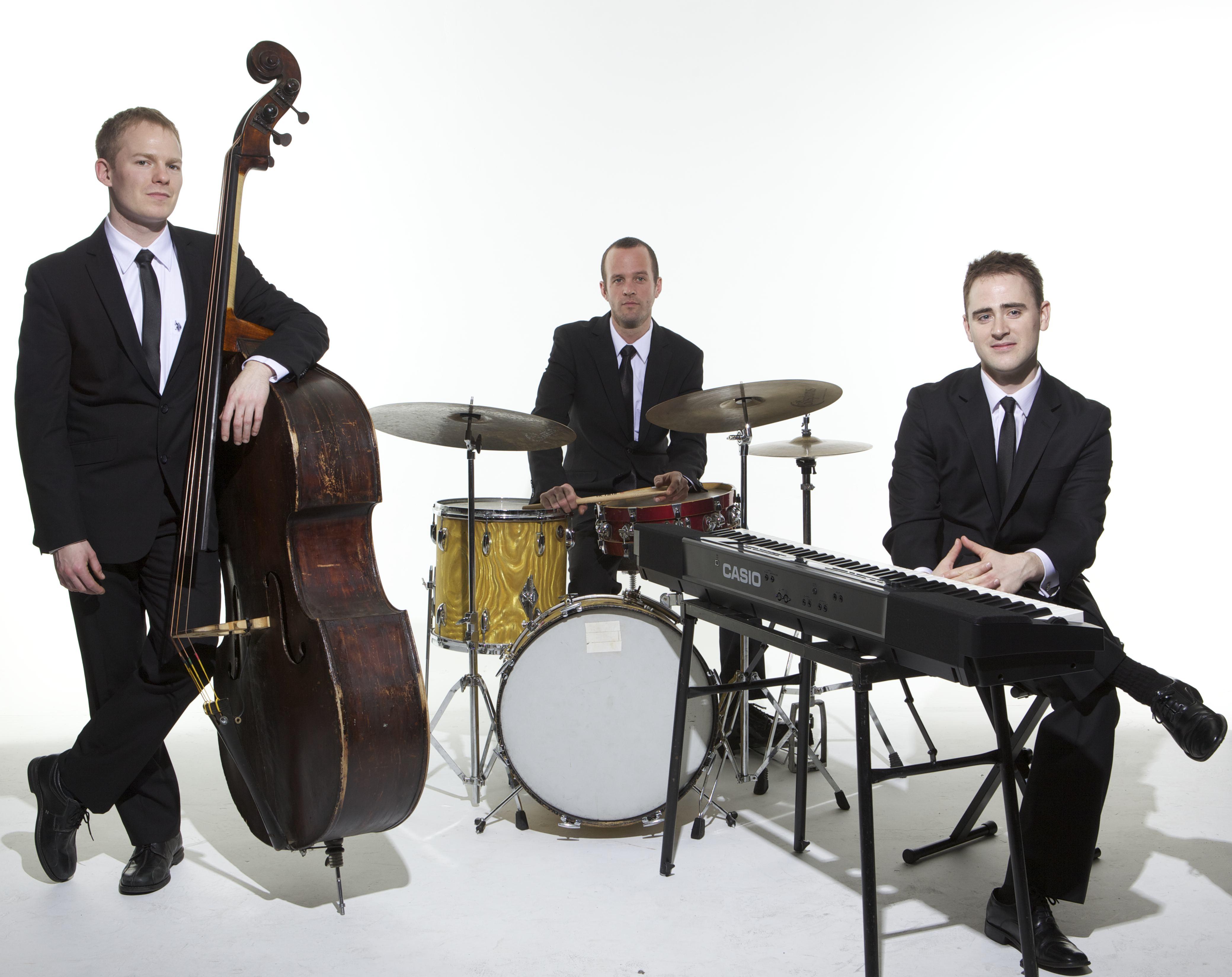 Resultado de imagem para trio de jazz
