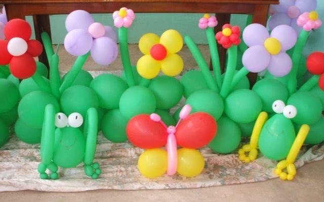 Curso de Decoraçao com baloes em Vitória ES Organizando Eventos