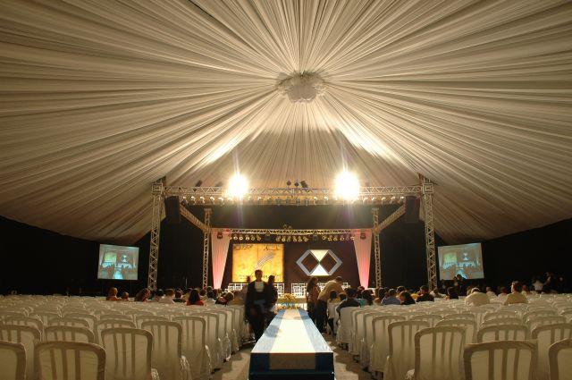 Di designer Eventos em Curitiba PR Organizando Eventos -> Decorar Teto Com Tnt