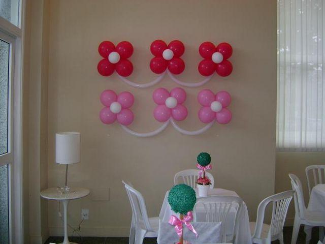Eva Decor  Decoração Com Bolas em Rio de Janeiro  RJ  Organizando Eventos -> Decoracao Para Banheiro Infantil De Eva
