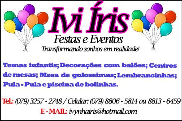 ivi iris festas e eventos   organizando eventos